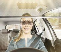 Visores de coche inteligentes que eliminan el deslumbramiento: visera virtual