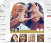 Plataformas virtuales de bodas: Plataforma virtual de bodas