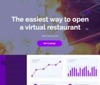 Inicio de restaurantes virtuales: virtuoso