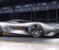 Hipercars eléctricos virtuales: Vision Gran Turismo Coupé