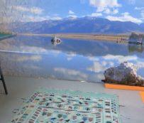 Experiencias de meditación de realidad mixta: oasis vitual