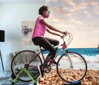 Controladores de bicicleta VR: controlador de bicicleta VR