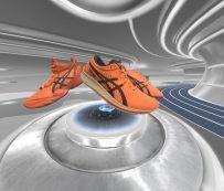 Lanzamientos de calzado deportivo VR: lanzamiento VR