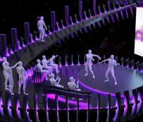 Plataformas de eventos en vivo inmersivas: VRrOOm