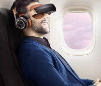 Auriculares de cine con conexión WiFi: Cine virtual portátil