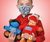 Juguetes de peluche con máscara: Wild Republic Mask Buddies