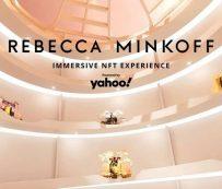 Experiencias inmersivas de NFT: Yahoo y Rebecca Minkoff