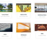 Galerías de fondo virtual: fondos de zoom